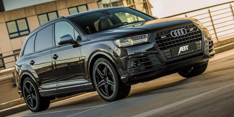 Nuevo Audi SQ7 By ABT, potencia y lujo combinada