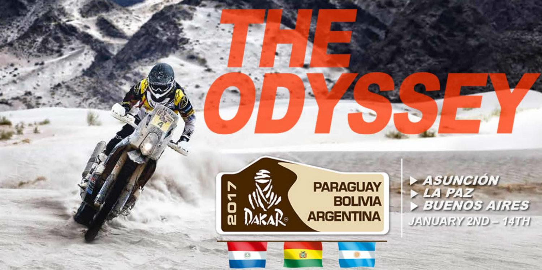 Guía Dakar 2017: amor por lo extremo