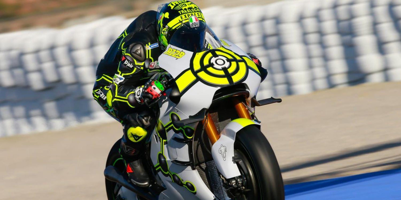 """Andrea Iannone: """"Suzuki espera que les dé resultados muy buenos"""""""