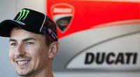 """Jorge Lorenzo: """"Ducati es como Ferrari sobre dos ruedas"""""""