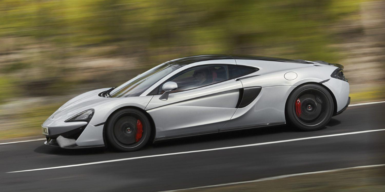 McLaren fabrica la unidad número 10.000