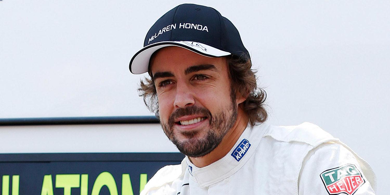 McLaren confirma la continuidad de Alonso en 2018