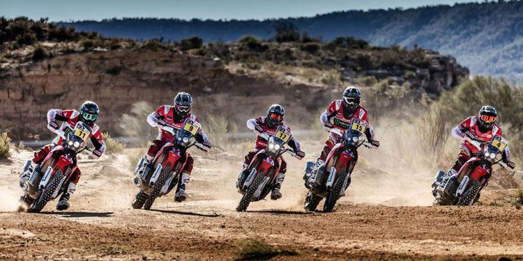 Motos | Equipos Dakar 2017: ¿duelo a dos, tres, cuatro... bandas?