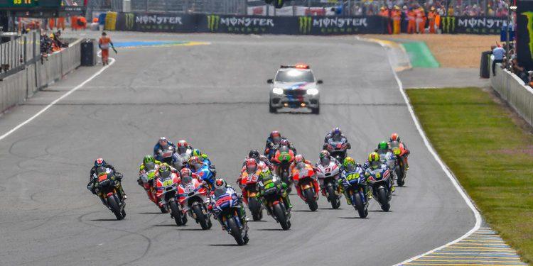 Le Mans estrena nuevo asfalto