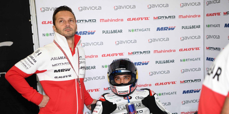 """Moto2. Gino Borsoi: """"El Aspar Team podría volver en 2018 a Moto2"""""""