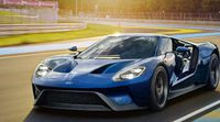 El primer Ford GT 2016 sale de la línea de producción