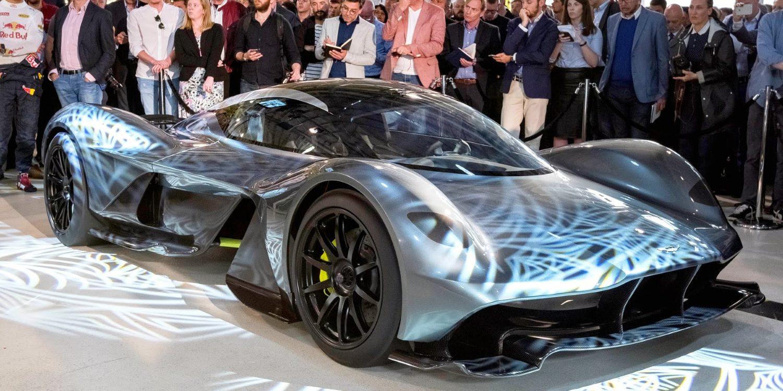 El Aston Martin AM-RB 001 superará los 400 Km/h