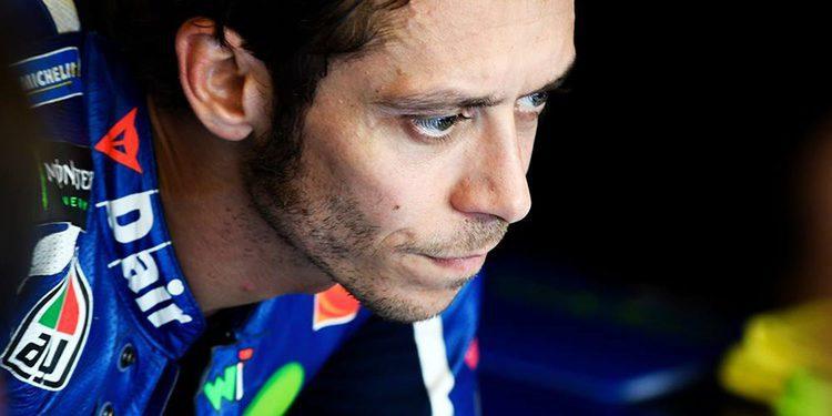 Archivada la demanda por la agresión de Rossi en Cheste