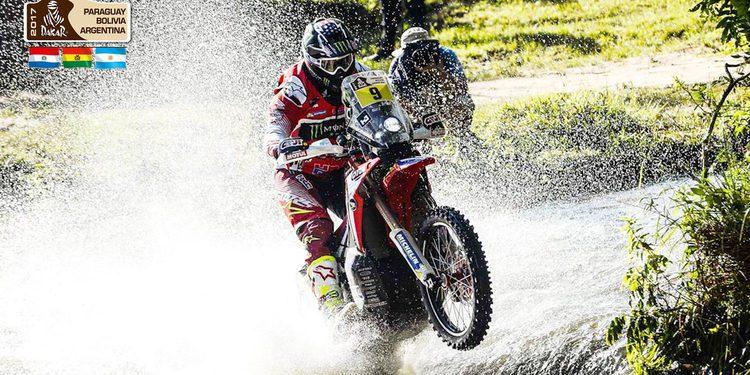 AVANCE| Resultados de la primera etapa del Dakar 2017