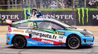 DA Racing se apunta al Mundial de Rallycross 2017