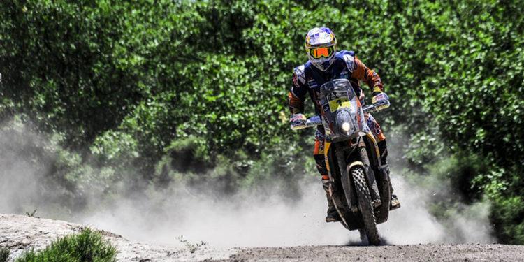 Motos | Price ya manda con un juguetón Joan Barreda