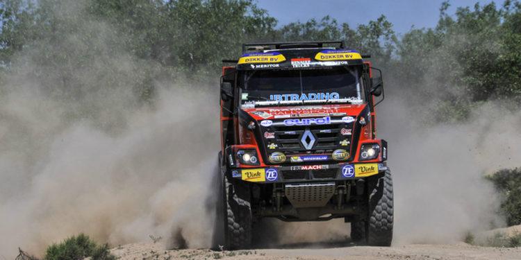 Camiones | Van den Brink avisa con Renault