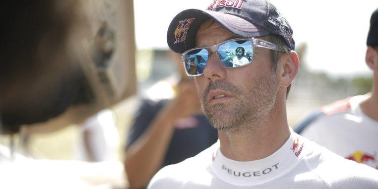 "Sébastien Loeb: ""Mañana nos toca abrir pista e intentaremos hacer un buen trabajo"""