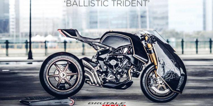 MV Agusta y su Trident Ballistic