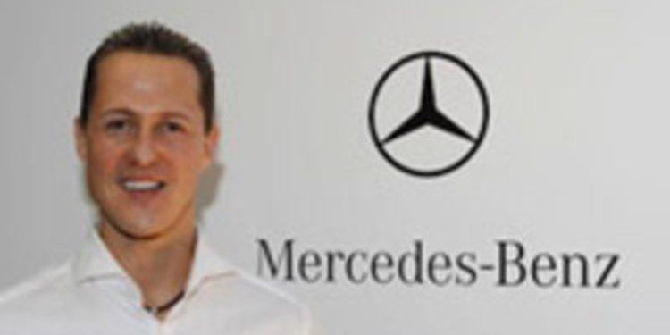 Michael Schumacher asistirá a la primera prueba del DTM