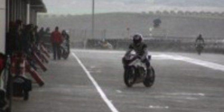 Xavi Forés consigue la pole de Stock Extreme en Navarra