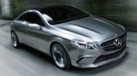 Mercedes Concept Style Coupé, un prototipo muy real