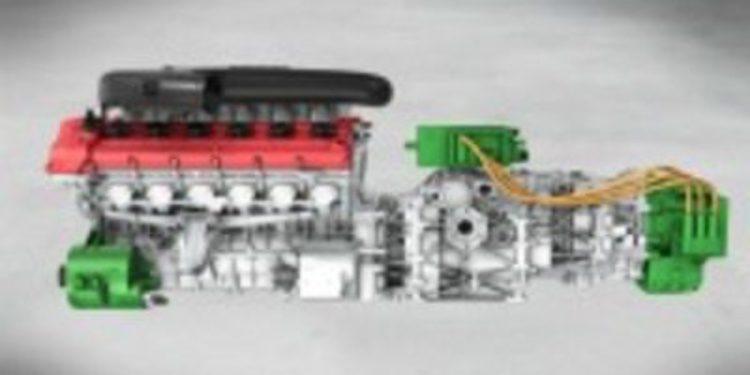 El sistema KERS del sucesor del Ferrari Enzo ya es oficial