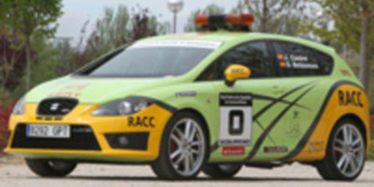"""El coche """"0"""" de la RFEDA será un SEAT"""
