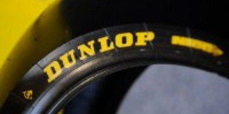 Dunlop estrena compuesto delantero para Moto2