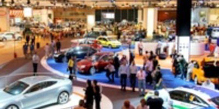 ¿Se celebrará el Salón del Automóvil de Madrid 2012?