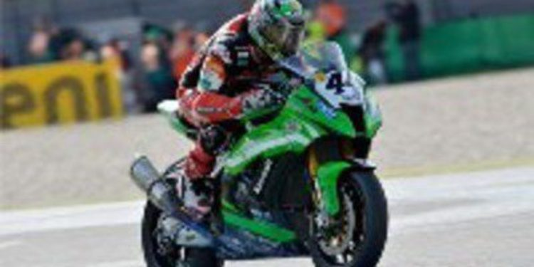 David Salom desestima la oferta del Kawasaki Racing Team