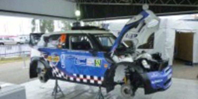 Shakedown, clasificación y orden de salida Rallie de Argentina