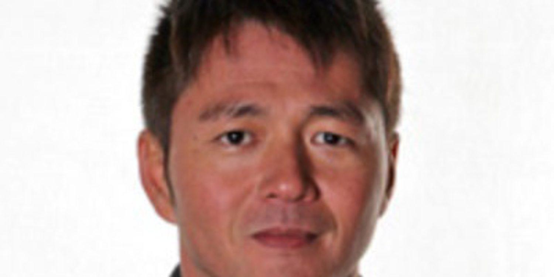 Motoyama será el tercer piloto del Delta Wing