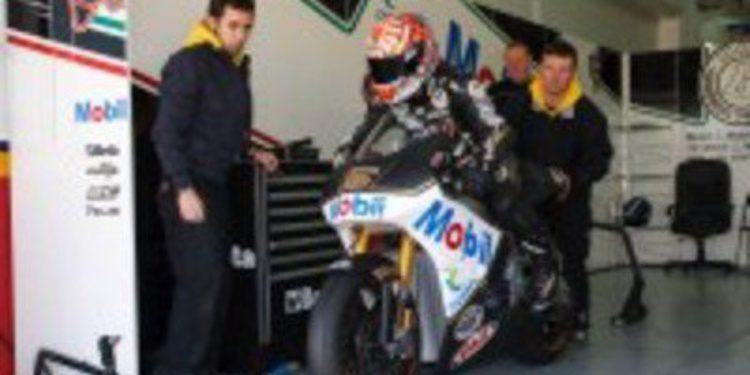 Los FP1 de Moto2 bajo lluvia son dominio de Johan Zarco