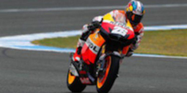 Dani Pedrosa el más rápido en los FP2 de MotoGP