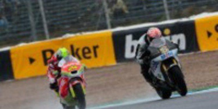 Johann Zarco se consolida como el más rápido en agua en la FP3