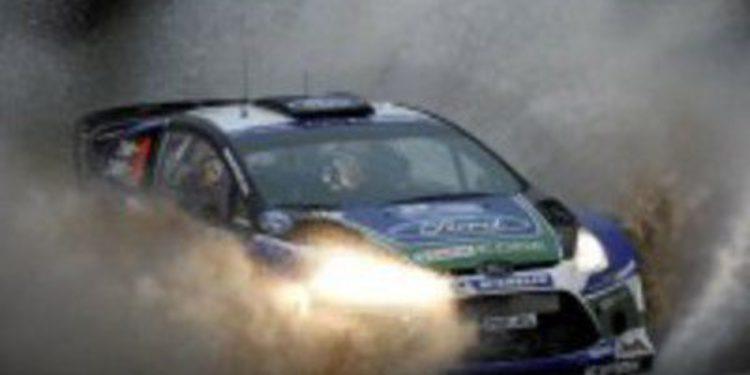 Citroën toma el mando en la primera etapa del Rallie de Argentina
