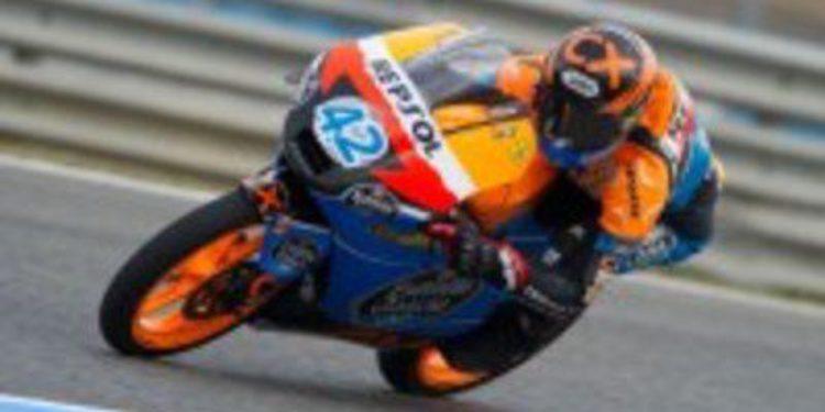 Alex Rins se lleva contra todo pronóstico la Pole de Moto3