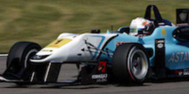 Doblete español en las F3 Euroseries con victoria de Dani Juncadella en el estreno