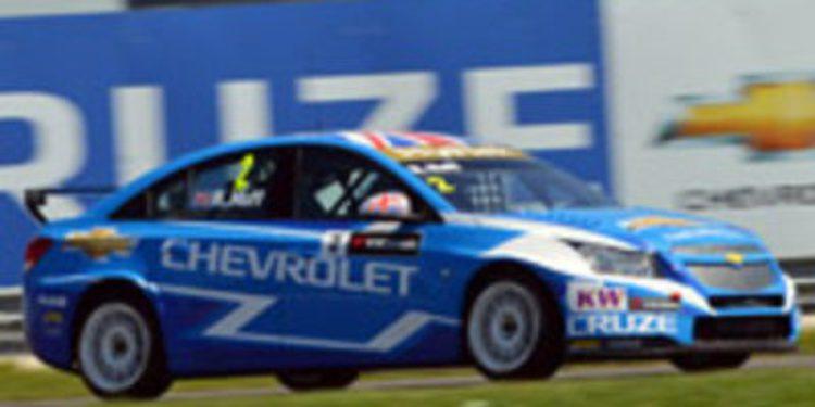Michelisz consigue su primera pole en Slovakiaring