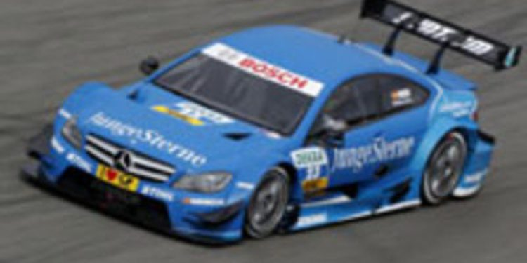 La primera pole del año es para Ekstrom y Audi