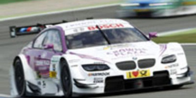 Gary Paffett vence en la carrera inaugural de la temporada DTM