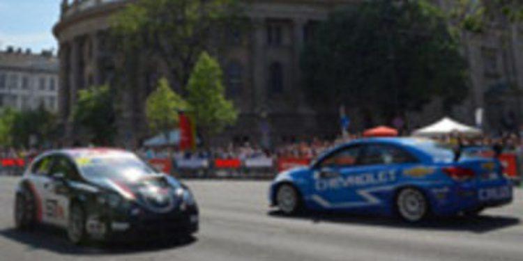 Los F1 y el WTCC corren en Budapest