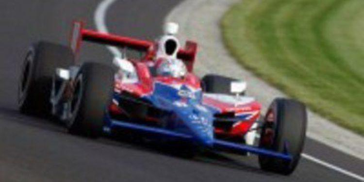Shank Racing libera a Jay Howard para las 500 millas de Indianápolis