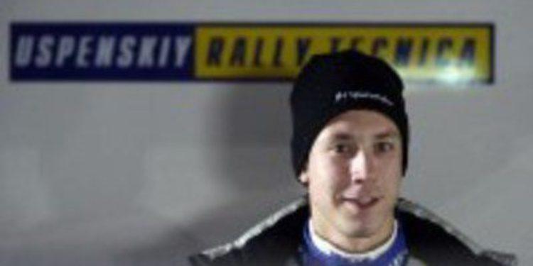 Se retrasa el ansiado debut de Patrik Flodin en el IRC 2012