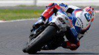 Michel Fabrizio y BMW se exhiben en la Q1 de las SuperBikes