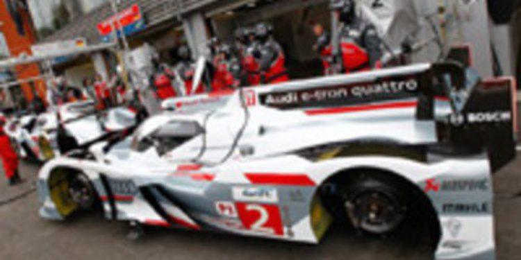 El Audi e-tron quattro logra la pole en Spa