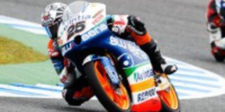 Sandro Cortese se anota la pole de Moto3 en Portugal