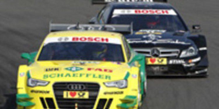 Bruno Spengler consigue una espléndida pole para BMW
