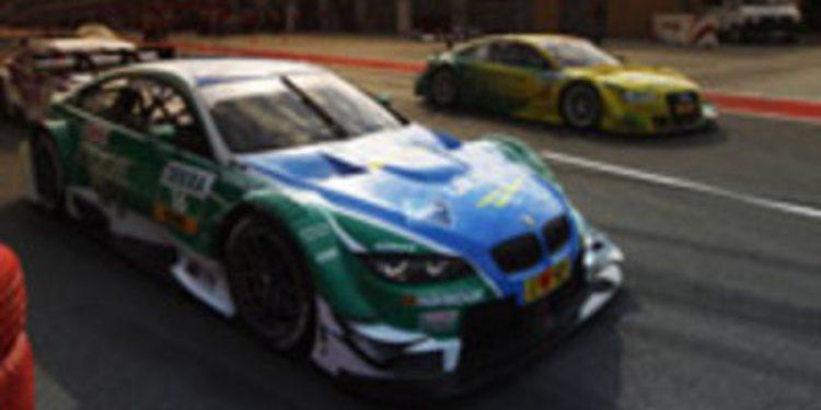 Jamie Green lidera en Lausitzring