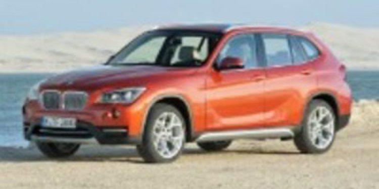 El todoterreno BMW X1 se renueva por fuera y por dentro