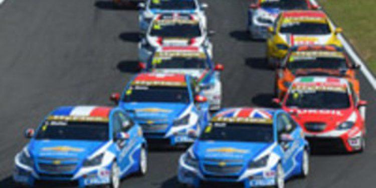 Carrera 1: Nuevo triplete de Chevrolet