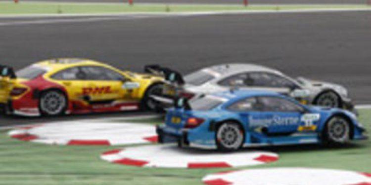 Bruno Spengler y BMW consiguen una gran victoria