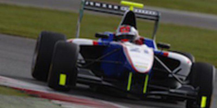 Jakub Klasterka sorprendente fichaje de Jenzer para GP3