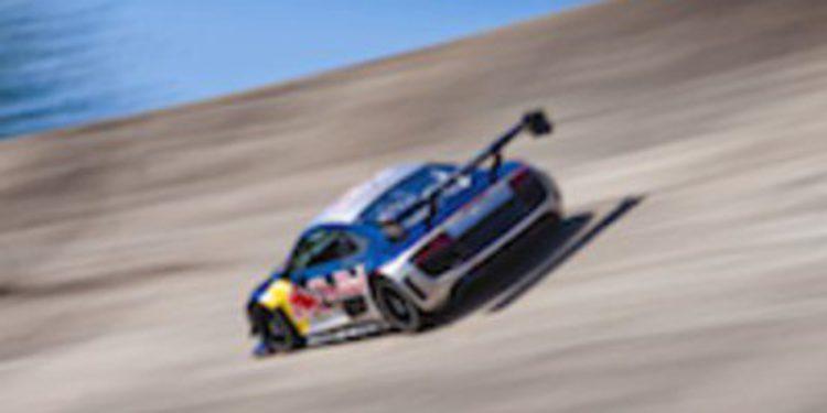 Terramar vuelve a la vida con Carlos Sainz y Miguel Molina en un Audi R8 LMS